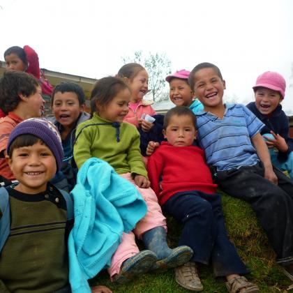 """Publicación de Libro: """"Alfabetización con Desarrollo del capital humano y social en la Microcuenca del río Chotano"""""""