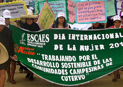 Boletín Informativo Ayabaca Marzo 2010