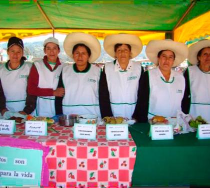 ESCAES realizó II Campaña nutricional de elaboración de dietas balanceadas utilizando productos de la zona
