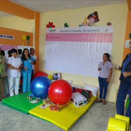 """Implementación de 2 """"Centros de Vigilancia del Cuidado Integral de Mujeres Gestantes y de la Primera Infancia"""""""