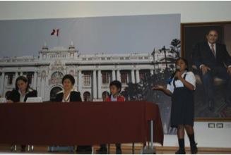 Niños y niñas del interior del País se pronuncian en Cabildeo Nacional