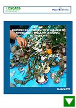 Informe,Monitoreo Bio-oceanográfico en las áreas de repoblamiento en la Bahía de Sechura, 16 de Febrero 2012 (1.1 MB)