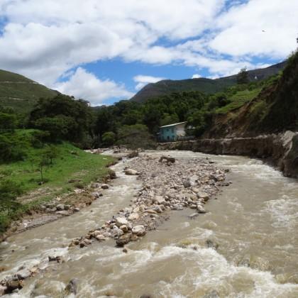 Lluvias intensas generan lamentables desastres que afectan a gran número de familias en los distritos de Sócota y San Luis de Lucma en Cutervo, Cajamarca, Perú