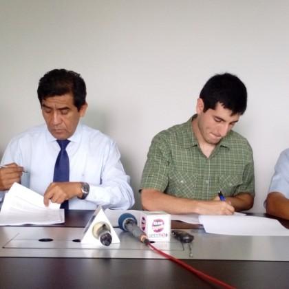 Firma del Contrato para la REPARACIÓN INTEGRAL DE LA CÁMARA HIPERBÁRICA – Sechura