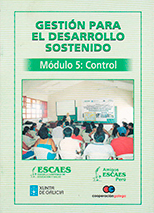 CARTILLA GESTIÓN PARA EL DESARROLLO SOSTENIBLE MÓDULO 5 CONTROL (1.8 MB)